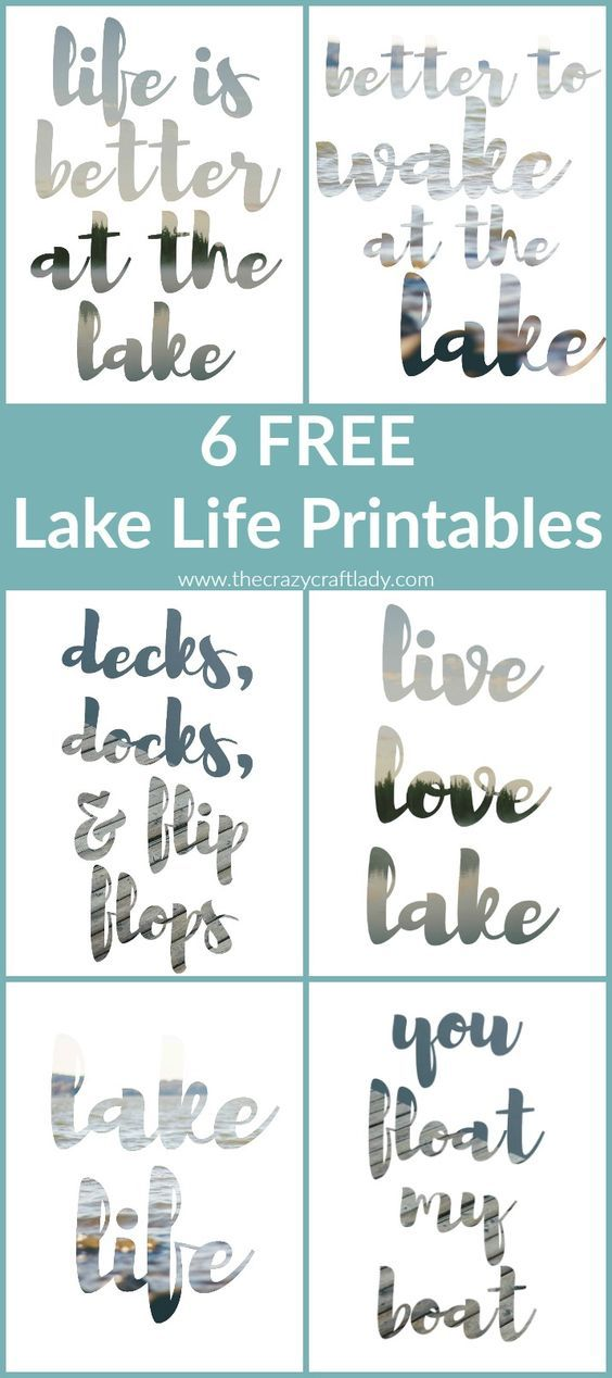 Summer Captions - and 12 FREE Printables Download these FREE Printables with my favorite summer captions - Update your gallery frames or office walls with a little summer inspiration!