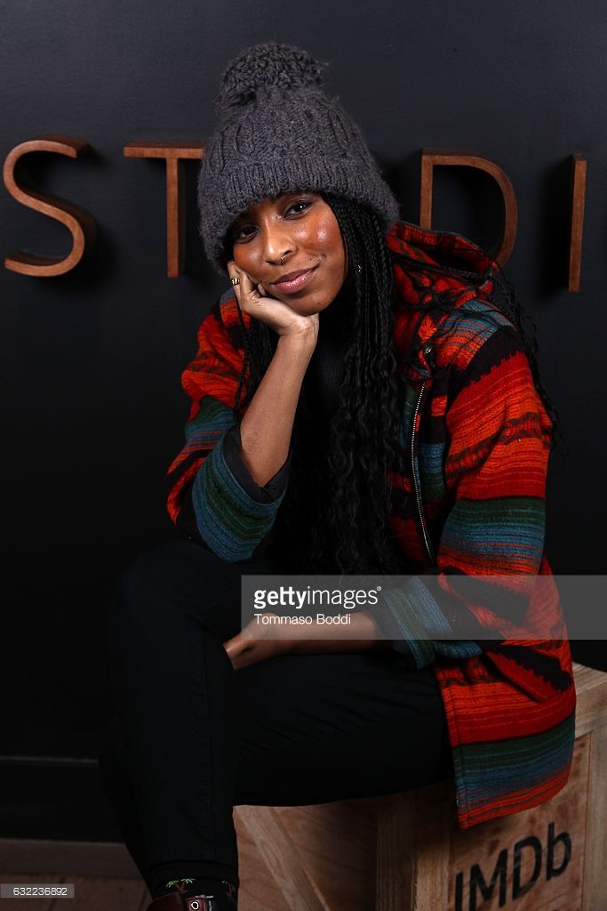 Actress Jessica Williams of 'The Incredible Jessica James' attends The IMDb Studio featuring the Filmmaker Discovery Lounge, presented by Amazon Video Direct: Day One during The 2017 Sundance Film Festival on January 20, 2017 in Park City, Utah.