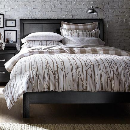 Birch tree bedding from sears in love can 39 t wait to get for Housse de couette sears