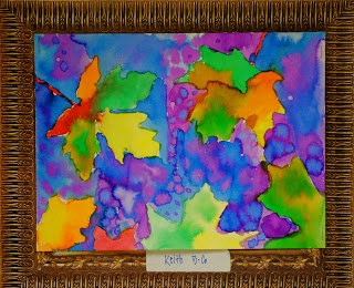 autumn paintings... | Art Projects from MN Art Gal