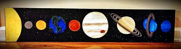 solar system wreath - photo #29