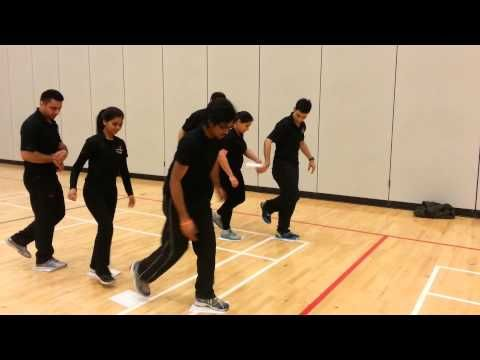 Group dynamics activities assignment (Sport Psychology) - YouTube