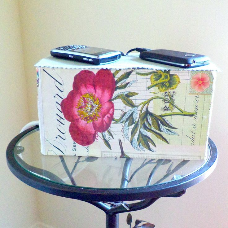 Make Your Own Charging Station Clever Diy Craft Ideas