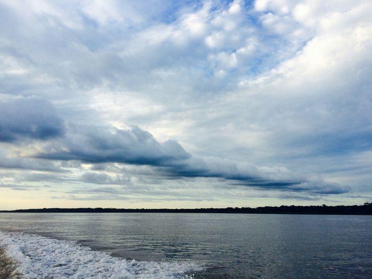 Río Amazonas. #Colombia