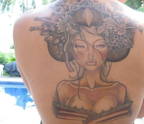 Image detail for -amazing, audrey kawasaki, dope, la ink, tattoo - inspiring picture on ...