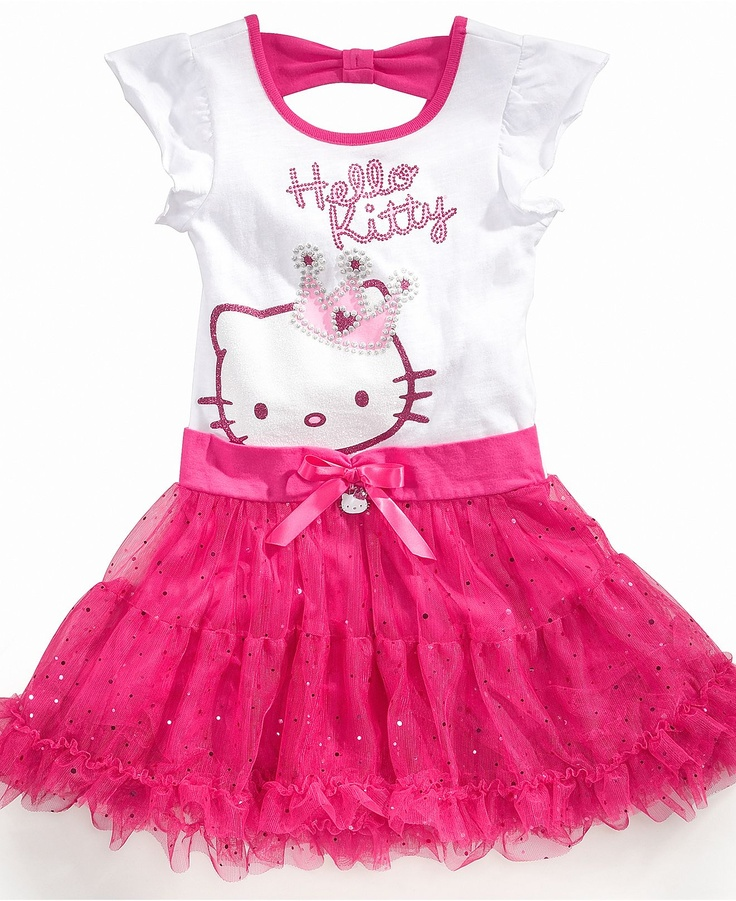 Bought this for Brooklyn's 4 Hello Kitty Birthday Party