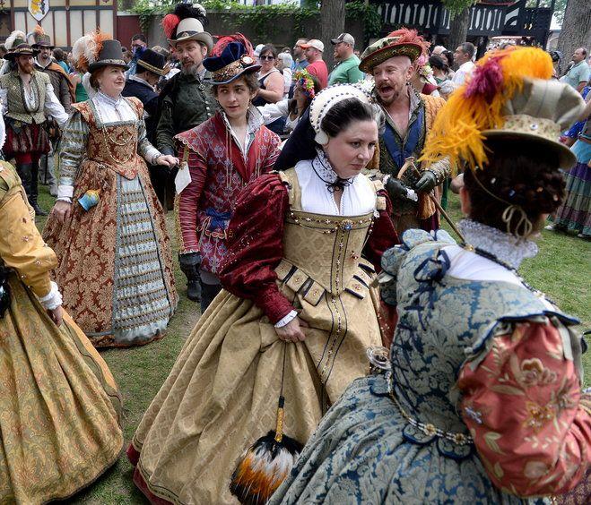 Medieval merriment overfloweth at Bristol Renaissance Faire in Kenosha   By Chelsey Lewis, Wisconsin Trails, Milwaukee Journal Sentinel   August 2014