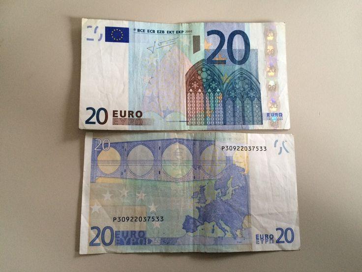 20 Euro Schein