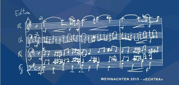 Hochschule Osnabrück - Institut für Musik: Weihnachtskarte