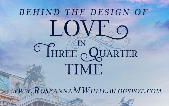 Writing Roseanna: Cover Design ~ Love in Three Quarter Time #design #books #cover #creative #Vienna #Romance