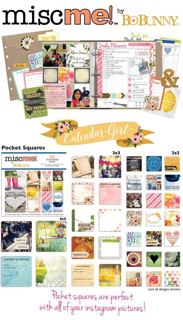 Calendar Girls Ideas : Bobunny s new calendar girl collection collections