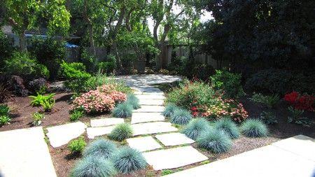 37 best images about front yard on pinterest front yard - Drought tolerant landscape design ...