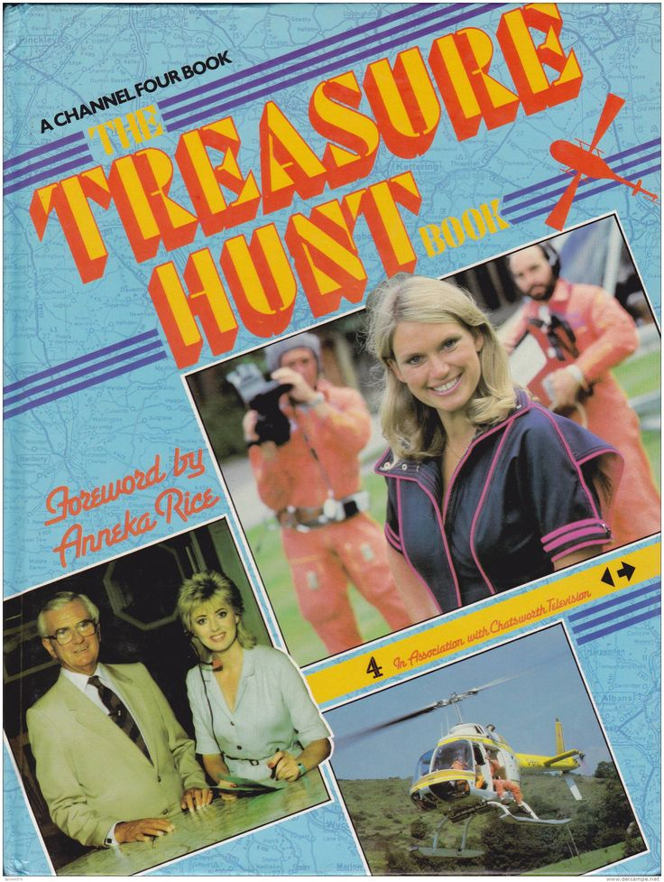 The Treasure Hunt with Anneka