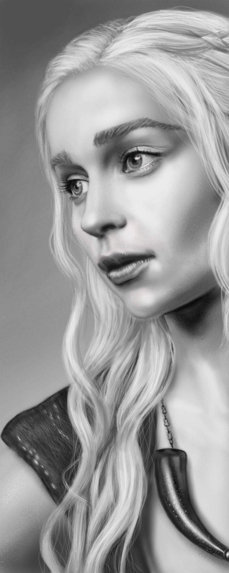 Khaleesi _ Layer paint HD