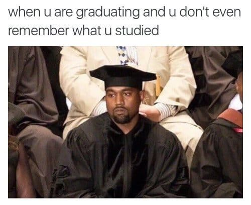22 memes you u0026 39 ll only understand if it u0026 39 s your last semester