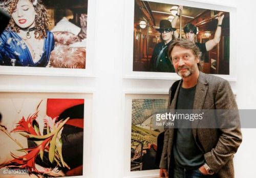 05-16 BERLIN, GERMANY - MAY 04: Photographer Wolfgang Wilde in... #lindenberg: 05-16 BERLIN, GERMANY - MAY 04: Photographer… #lindenberg