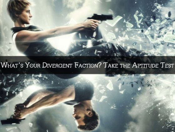 What's Your Divergent Faction? Take The Aptitude Test