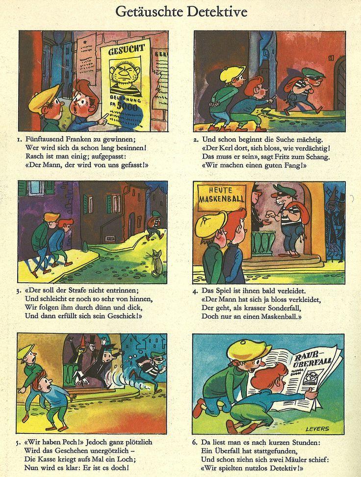Globi / 1962 Heft 2 / Bild 05 Tania Sheko Bilder