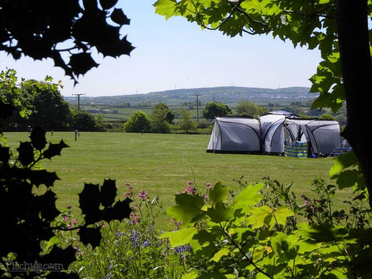 Trewan Hall Camping Site, St Columb Major, Cornwall - Pitchup.com