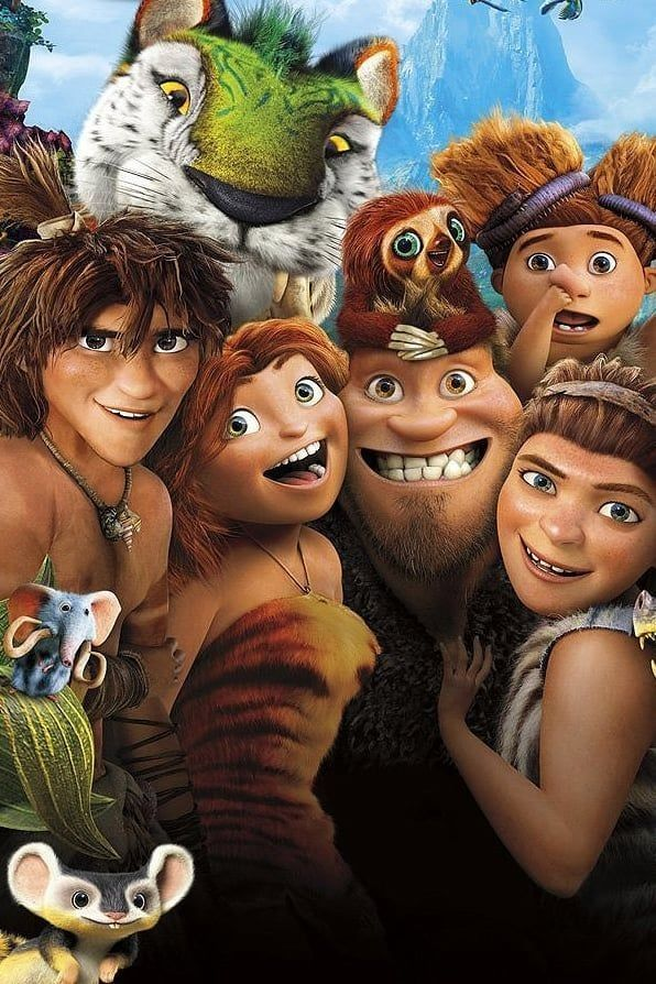 The Croods in 2020 Cartoon drawings, Animated movies