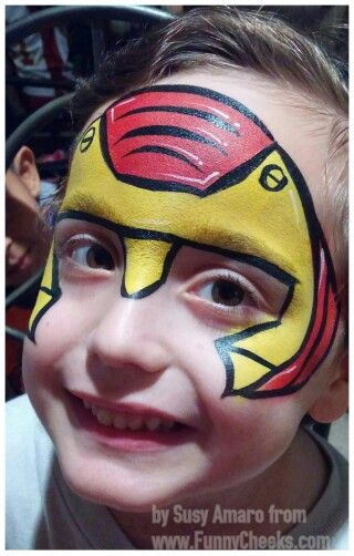 2393 best Face painting inspiration images on Pinterest ...