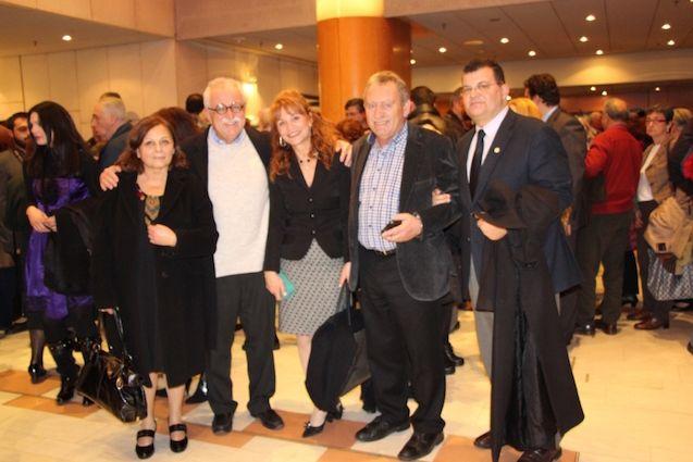 Ο Αντιπεριφερειάρχης Ανατολικής Αττικής σε εκδήλωση για το Αρχαίο Θέατρο Αχαρνών
