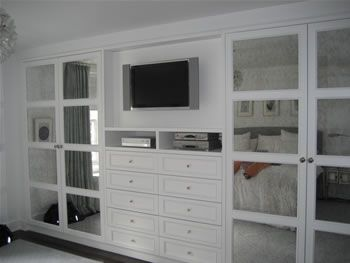 Michigan Custom Closets and Built-In's, Bookcases, Mud-Rooms, Living Rooms, Wall Units | EuroCraft Interiors, Sterling Heights