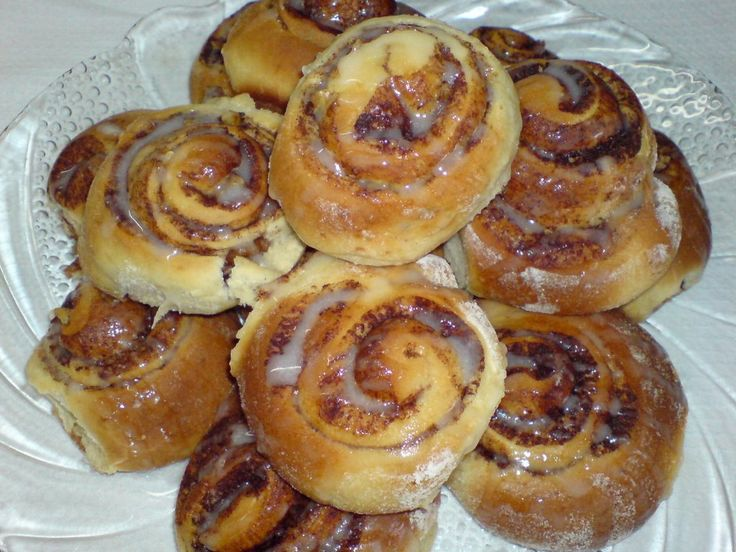 I Love Bimby: Cinnamon Rolls ou Rolos de Canela