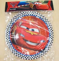 A068202 - Disney Cars Paper Plates Please note: approx. 14 day delivery time. www.facebook.com/popitinaboxbusiness