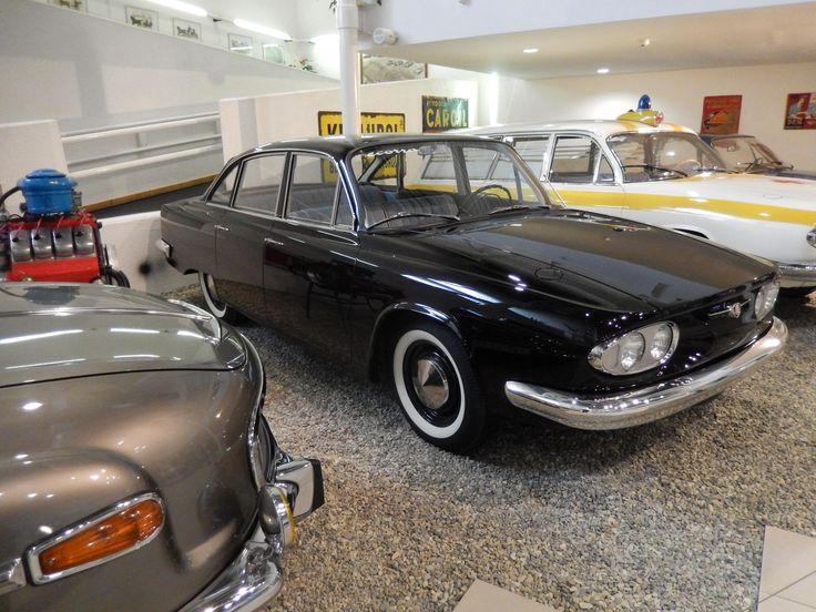Technicke Muzeum Tatra (auto museum) - Koprivnice, Czech Republic