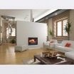 Universal Wood Inbuilt   Jetmaster  Wood burning firplace in a contemporary design.