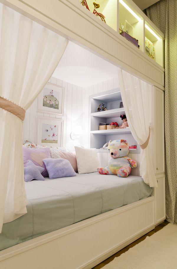 Mejores 396 im genes de dise o y decoracion infantiles en - Diseno habitacion infantil ...