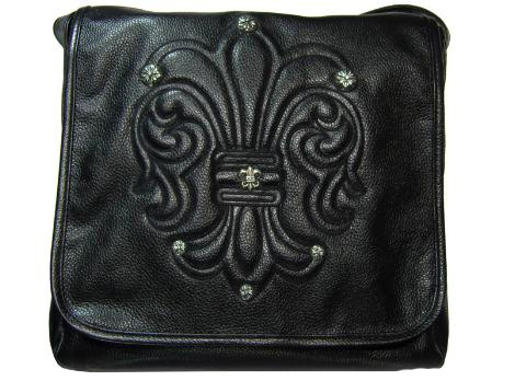 Classical Chrome Hearts Messenger Bag Cm 514 Hot Sale | Tell If Chrome Hearts Jewelry Authentic