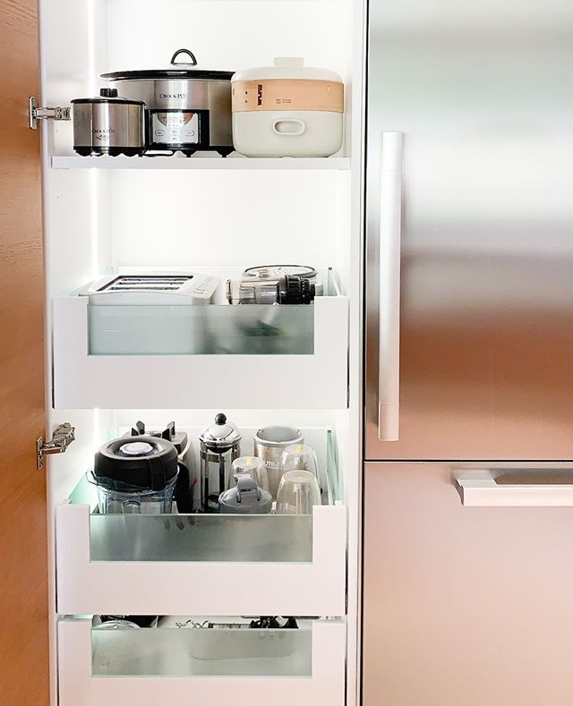 create zones in your kitchen by grouping like items together how often you use each time should on organizing kitchen cabinets zones id=35817