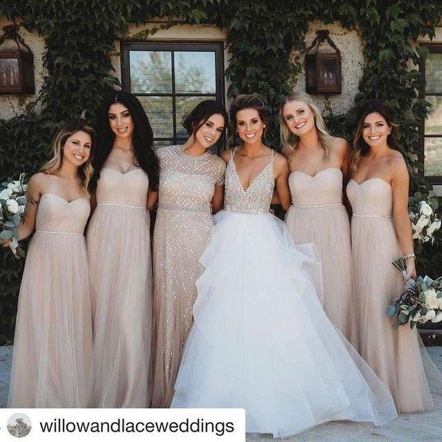 25+ Best Taupe Bridesmaid Ideas On Pinterest