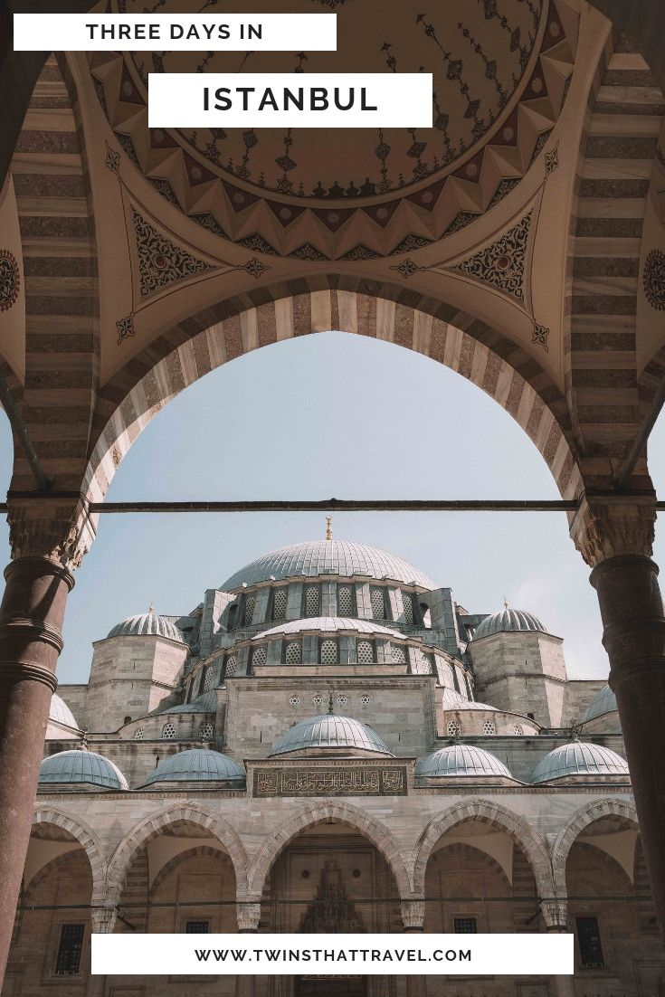 Three Days in Istanbul: From Historic Mosques to Hipster Hangouts