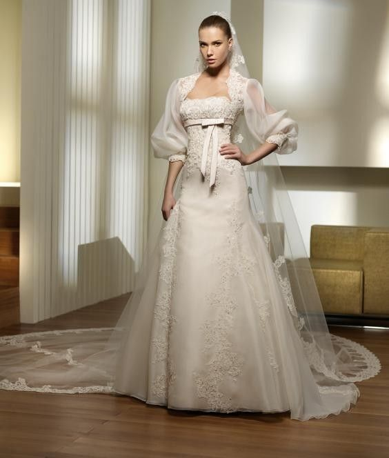 Pronovias, Piropo, Size 12 Wedding Dress For Sale | Still White Canada