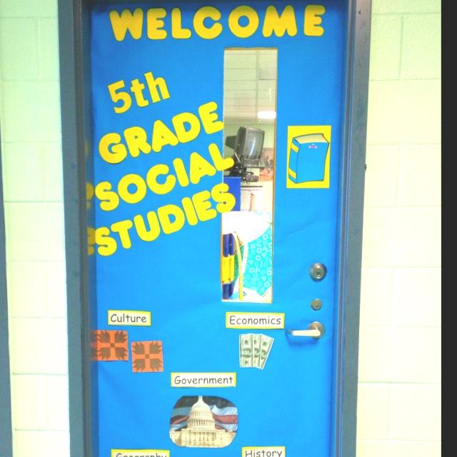 5th Grade Social Studies Classroom Decorations ~ Best my th grade classroom decor images on pinterest