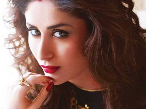 Kareena Kapoor Photoshoot for Harper Bazaar Cover Page Bridal Edition