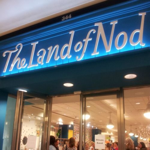 @The Land of Nod is now open at South Coast Plaza in Costa Mesa, CA #NODinCA #PMedia