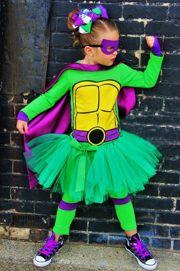 Ninja Turtle Tutu Custom Costume Set-INCLUDES LEGGINGS! RESTOCKED!!