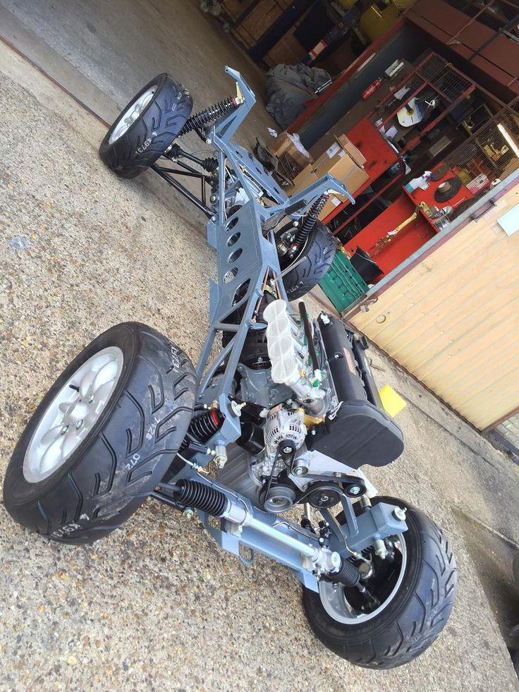 Spyder Lotus Elan chassis.