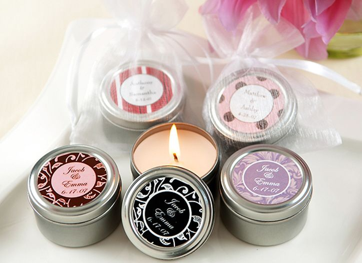 Świeczki zapachowe