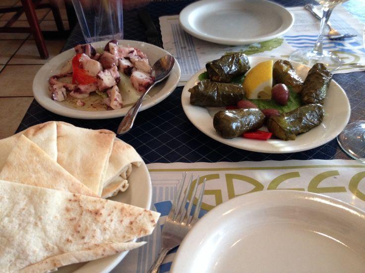 Greek Corner Restaurant in Cambridge, MA