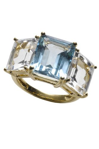 Asha Kelly Ring, $495, available at Charm & Chain.