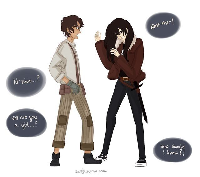 Leo and Nico (part 1)