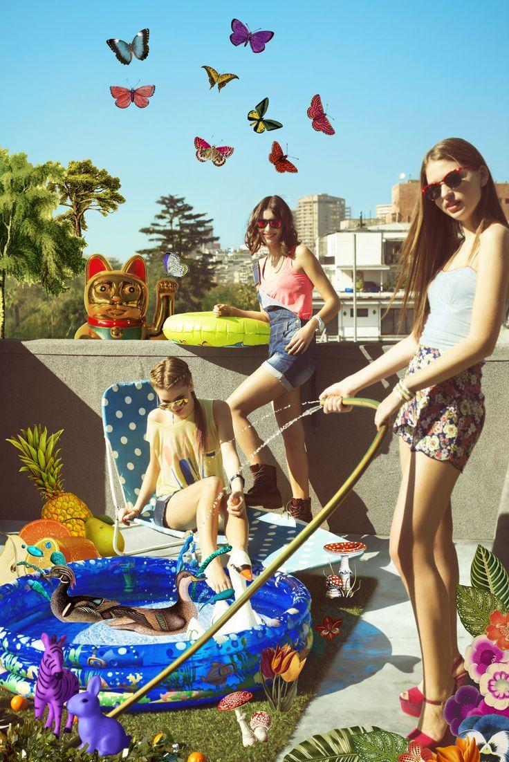 Campaña Creado por Nosotras- Collage