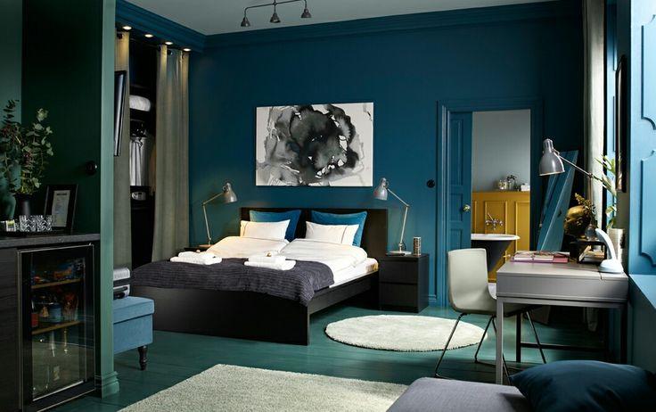 31 besten schlaf wohnzimmer bilder auf pinterest wohnideen schlafzimmer ideen und innendekoration. Black Bedroom Furniture Sets. Home Design Ideas