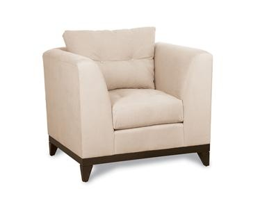 Shop For Kravet Optional Plain Box Seat And Back Dressmaker Skirt N Available By The Inch Adagio Chair Other Living Room Chairs At