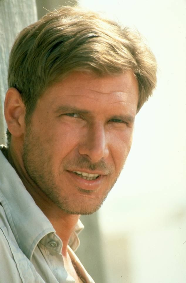Harrison Ford. I'm Indiana Jones, Han Solo, Jack Ryan, and the Best Damn President the movies ever saw! You're not.